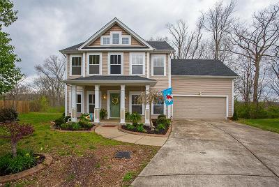 Madison Single Family Home Under Contract - Showing: 1001 Pawnee Trl