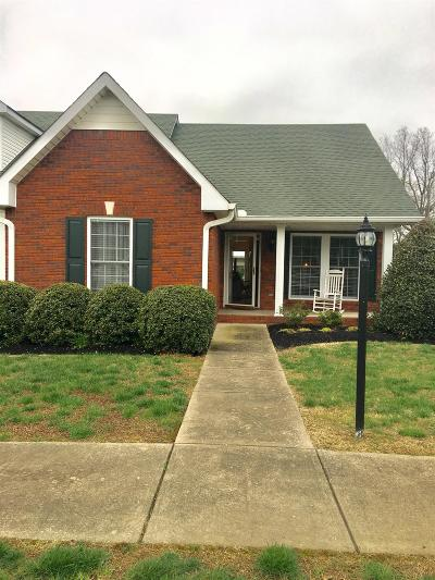 Cheatham County Condo/Townhouse Under Contract - Showing: 119 Bailey Lane #u-101 #101