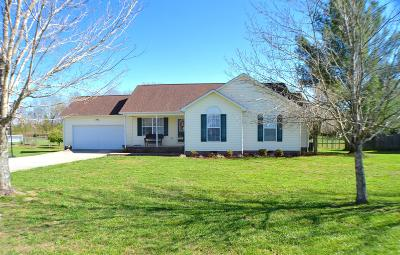Smithville TN Single Family Home Under Contract - Showing: $153,900