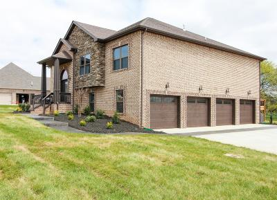 Clarksville Single Family Home Active - Showing: 25 Hartley Hills