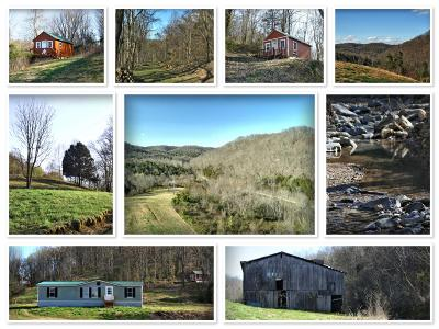 Cannon County Residential Lots & Land For Sale: 3343 Sycamore Creek Rd