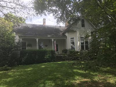College Grove Single Family Home Under Contract - Showing: Horton Highway