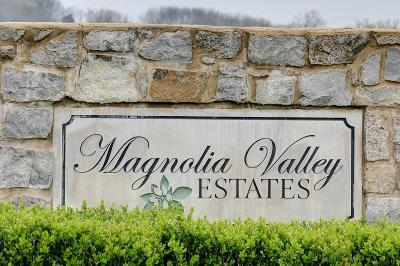 Residential Lots & Land For Sale: 7441 Magnolia Valley Dr