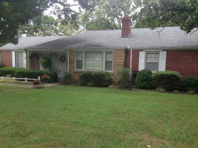 Lavergne Single Family Home Under Contract - Showing: 253 Stones River Rd