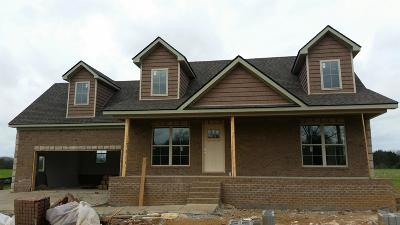 Marshall County Single Family Home For Sale: 4946 Thick Rd