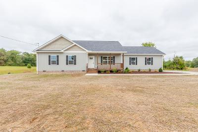 Dickson Single Family Home For Sale: 1033 Hayshed Rd