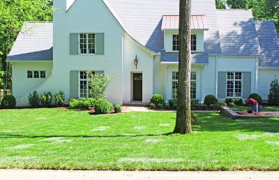 Nashville Single Family Home Under Contract - Showing: 110 Cheek Rd