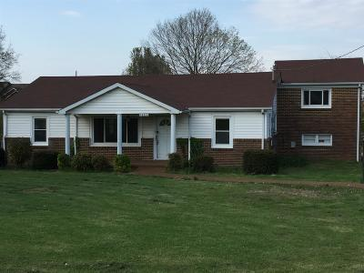 Single Family Home Sold: 1404 Williamsport Pike