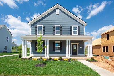 Pleasant View Single Family Home For Sale: 130 Majestic Lane Lot 18