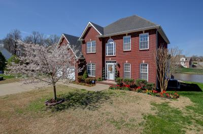 Clarksville Single Family Home Under Contract - Showing: 273 Cullom Way