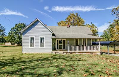 Goodlettsville Single Family Home Under Contract - Showing: 1016 Virginia Ave