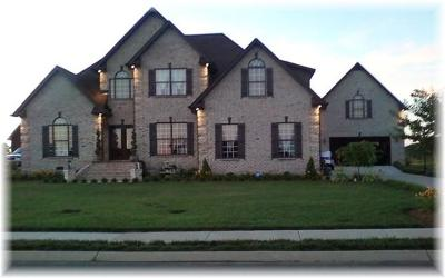 Christiana Single Family Home Under Contract - Showing: 1118 Rhonda Dr