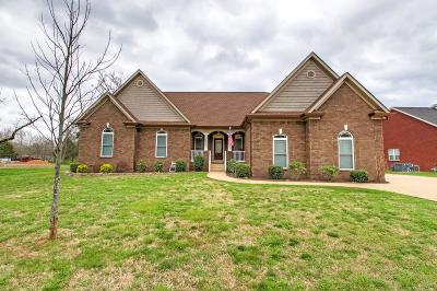 Smyrna Single Family Home Under Contract - Showing: 10050 Florence Rd