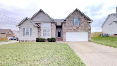 Spring Hill  Single Family Home Under Contract - Showing: 7037 Nickalus Way