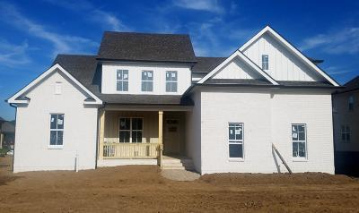 Thompsons Station Single Family Home Active - Showing: 2710 Sporting Hill Br. Lot 5063