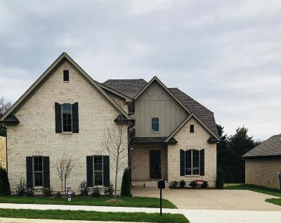 Hendersonville Single Family Home Under Contract - Showing: 312 Archer Way East