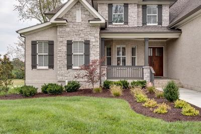 Thompsons Station Single Family Home Active - Showing: 2706 Sporting Hill Br. Lot 5064