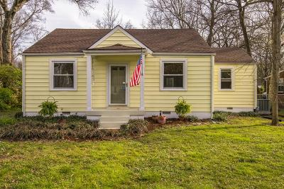 Single Family Home For Sale: 954 Graybar Ln