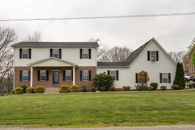 Lewisburg Single Family Home For Sale: 720 Skyline Dr S