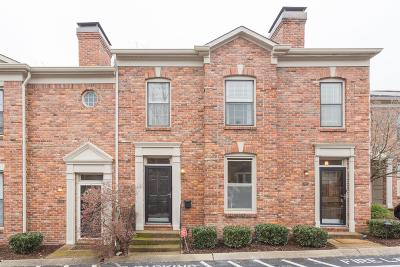 Nashville Condo/Townhouse Under Contract - Not Showing: 2048 Graybar Ln