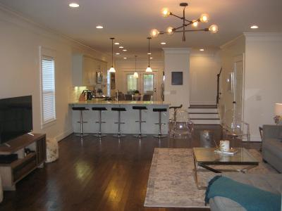East Nashville Single Family Home For Sale: 1608 B 1608b Essex Ave