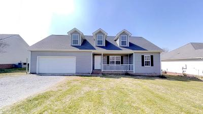 Single Family Home Under Contract - Showing: 210 Johnny Ruth Ct