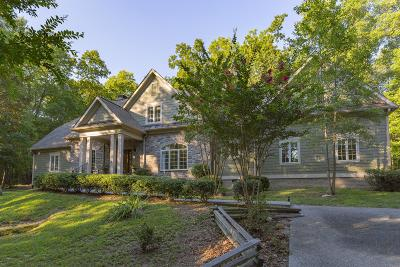 Franklin Single Family Home For Sale: 5874 Garrison Rd