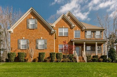 Nolensville Single Family Home Under Contract - Showing: 2308 Redondo Ct
