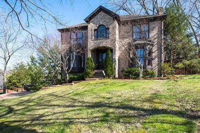 Brentwood  Single Family Home Under Contract - Showing: 1321 Chestnut Dr