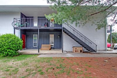 Davidson County Condo/Townhouse For Sale: 320 Welch Rd Apt O1