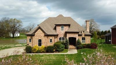 Clarksville Single Family Home For Sale: 2588 Stone Manor Way