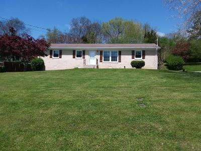 Lewisburg Single Family Home For Sale: 1505 Sandy St