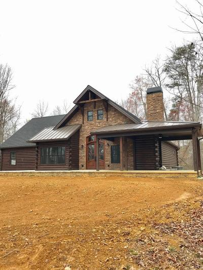 Cookeville Single Family Home Active - Showing: 374 Jim Anderson Raod