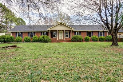 Columbia Single Family Home For Sale: 422 Rutherford Ln
