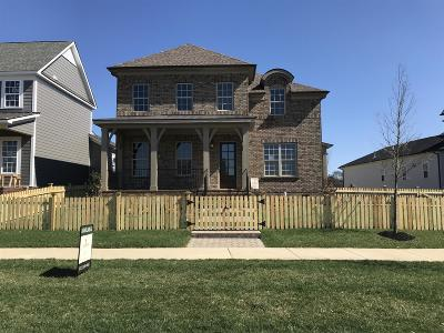 Sumner County Single Family Home For Sale: 1548 Drakes Creek Rd Lot 8