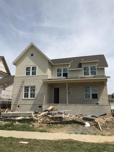 Hendersonville Single Family Home For Sale: 1564 Drakes Creek Lot#12