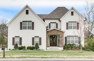 Spring Hill Single Family Home For Sale: 1374 Round Hill Ln