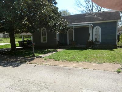 Maury County Multi Family Home For Sale: 417 W 11th St