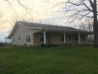 Shelbyville Single Family Home For Sale: 114 Goose Creek Rd