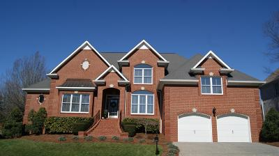 Hendersonville Single Family Home Under Contract - Showing: 104 Liberty Cv