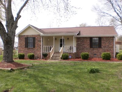 Single Family Home Under Contract - Showing: 1144 Langwood Dr