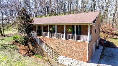 Hendersonville Single Family Home Under Contract - Showing: 1977 Center Point Rd.