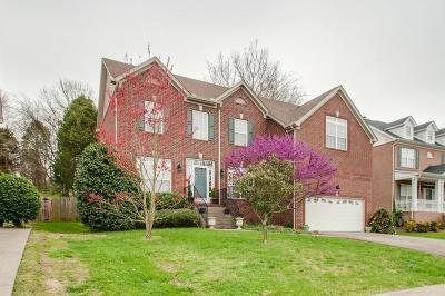 Hendersonville Single Family Home For Sale: 145 Chesapeake Harbor Blvd