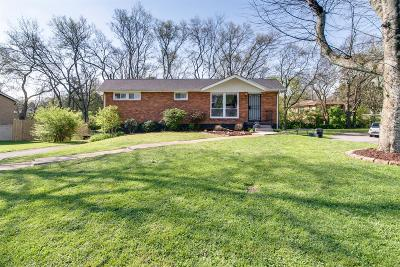 Hermitage Single Family Home Under Contract - Showing: 5003 Bonnameade Dr