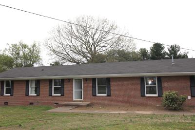 Bedford County Single Family Home Under Contract - Showing: 111 Hulan St