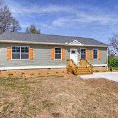 Davidson County Single Family Home Under Contract - Not Showing: 481 Cathy Jo Cir