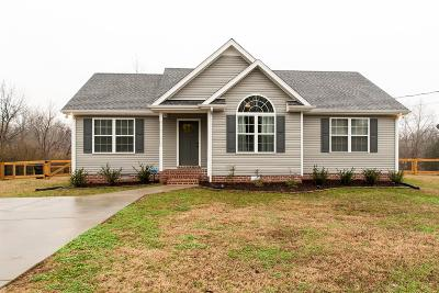 White Bluff Single Family Home Under Contract - Showing: 408 Eastside Dr