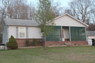 Clarksville Single Family Home For Sale: 976 Long Beech Dr