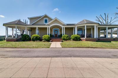 Sumner County Single Family Home For Sale: 150 Captain Bell Ln