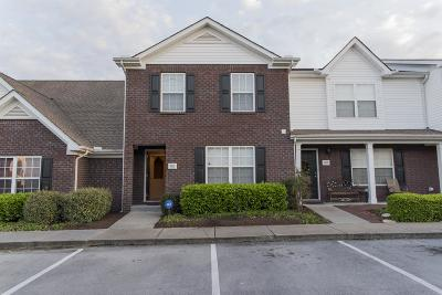 Lavergne Condo/Townhouse Under Contract - Not Showing: 3123 George Buchanan Dr